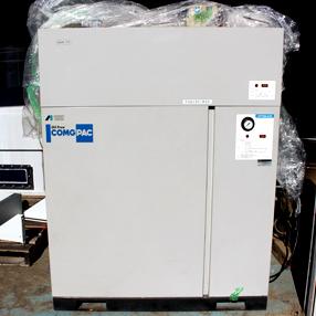 コンプレッサー【CFP-75B-8.5D】、レシーバタンク No.10014 (※セット販売)